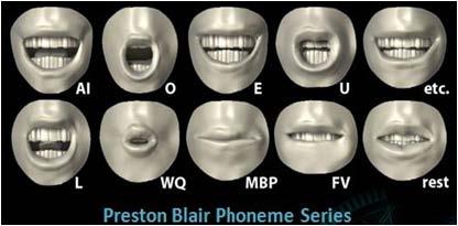 speech tract phonemes